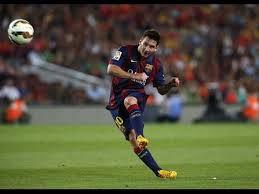 Lionel Messi Skills 2015