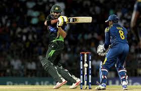 Shahid Afridi 32 Runs in 1 Over