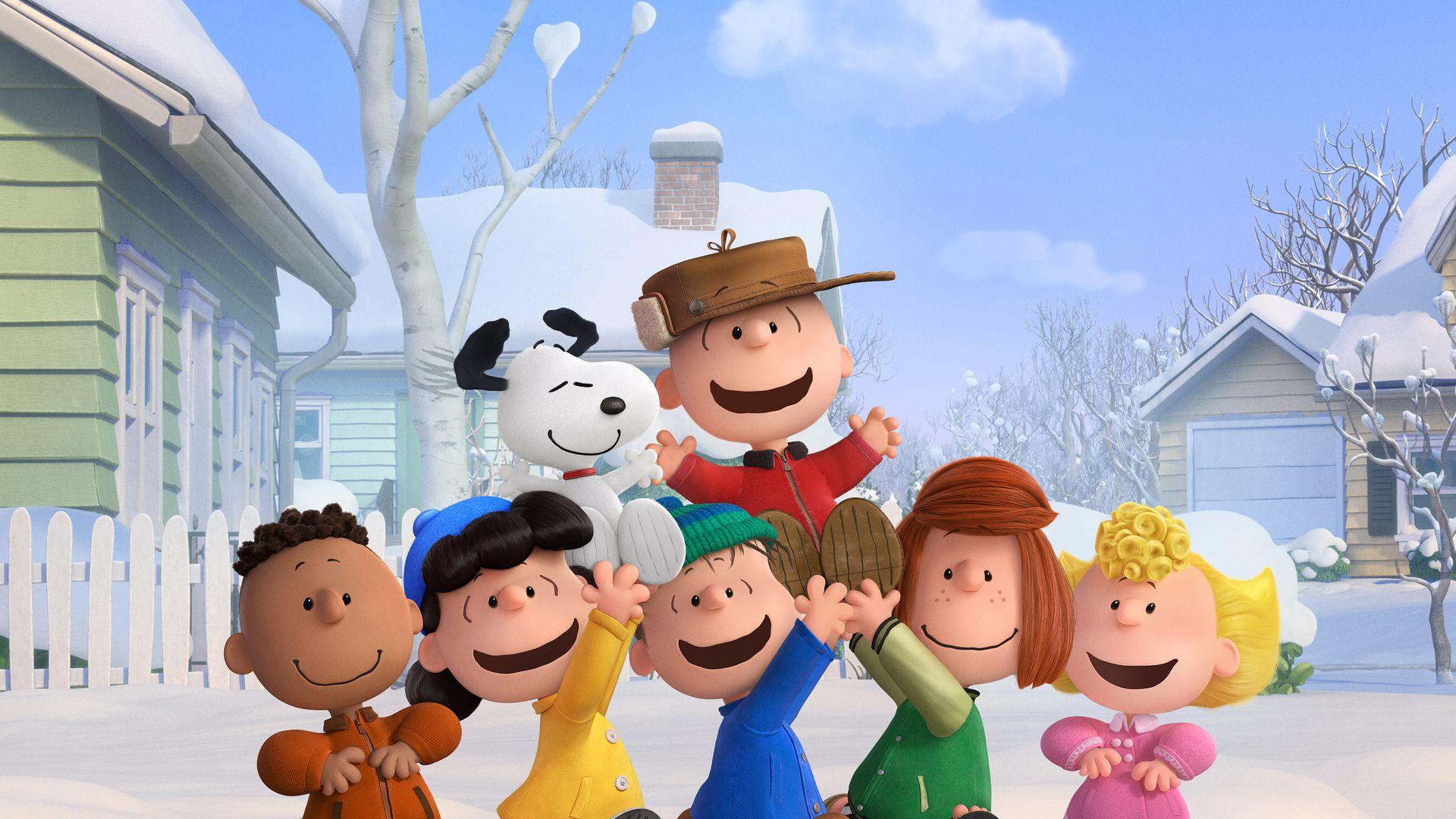 The Peanuts Movie – Trailer
