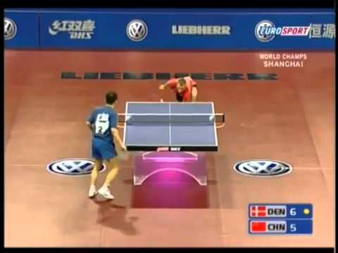 Lovely Table Tennis Match