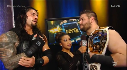 WWE Survivor Series 22-11-2015 Part-5
