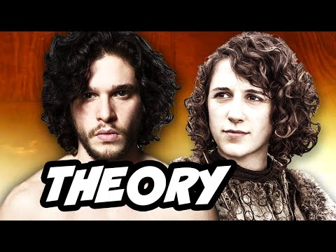 'Game Of Thrones' New Theory