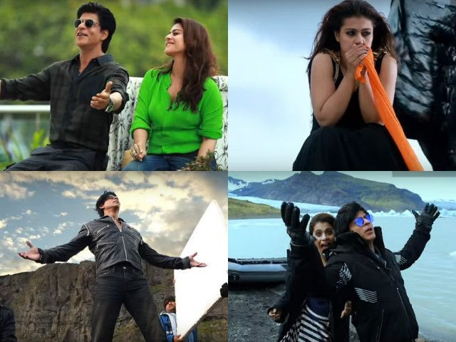 Behind The Scene: Song 'Gerua' of Dilwale