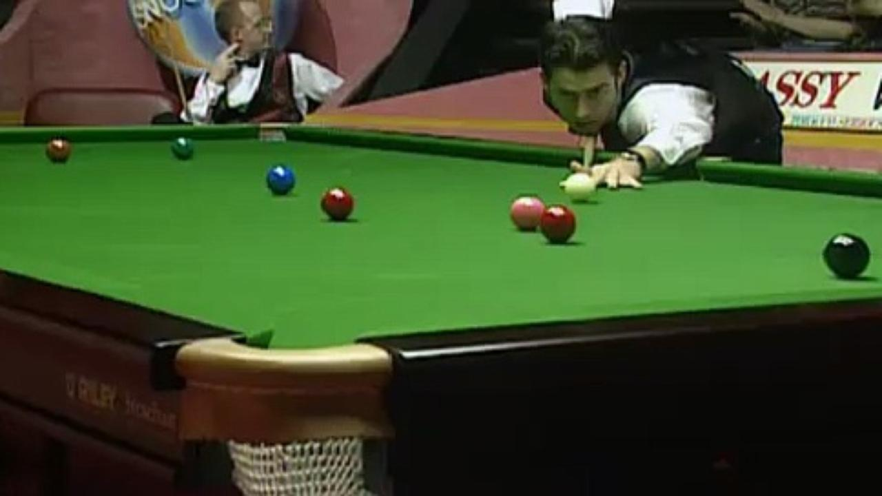 Ronnie O Sullivan, the perfect game