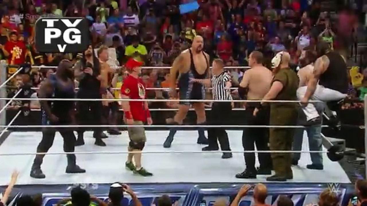 Roman Reigns vs Seth Rollins – wwe raw