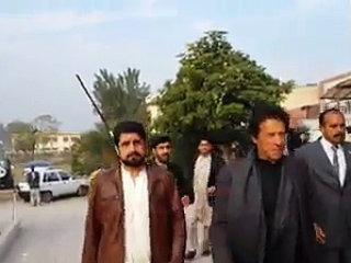 Imran Khan attends wedding ceremony