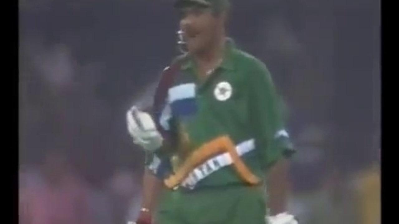 Ijaz Ahmed 139 off 84 balls vs India