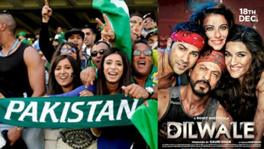 Shahrukh Khan's Dilwale To Release In Pakistan