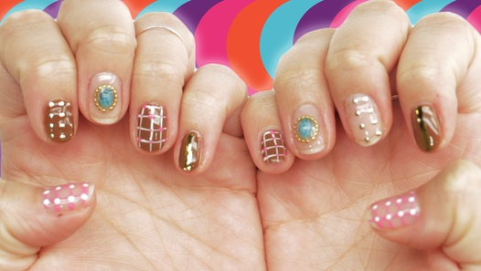How To Get '70s Inspired Nails