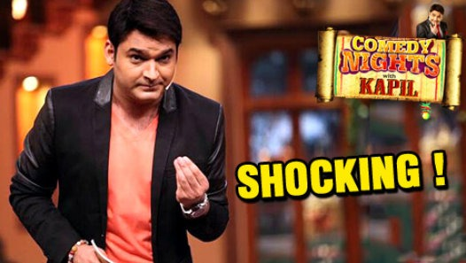 Kapil Sharma's 'Comedy Nights With Kapil' to end