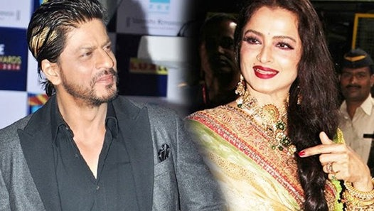 Getting Awards From Rekha Is Like FOREPLAY
