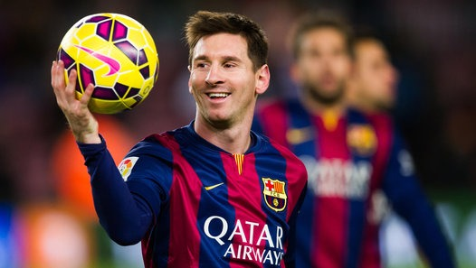 Top 10 footballers on the planet 2015