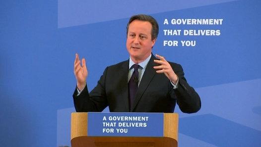 Cameron on 'Muslim bruv'