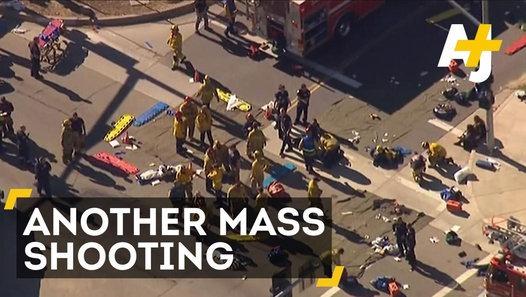 Mass shooting in San Bernardino