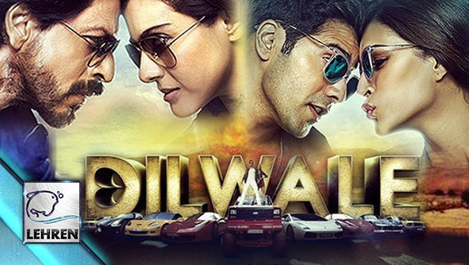 Dilwale Releases New Posters