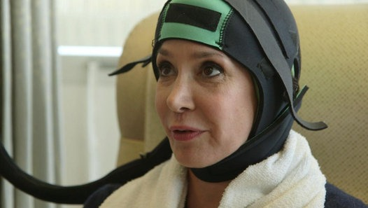 Cap to save cancer patients' hair