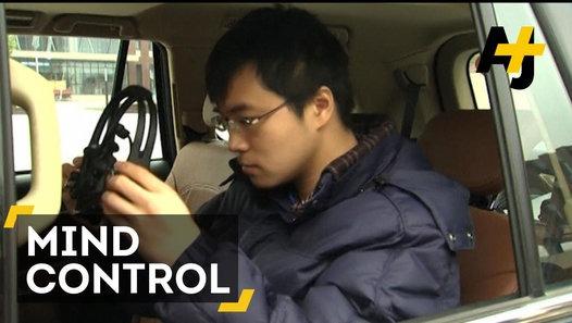 The world's first brain-driven car