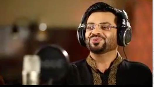 Amir Liaquat's new song