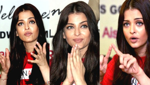 Aishwarya Rai's SPECIAL Message On WORLD AIDS DAY