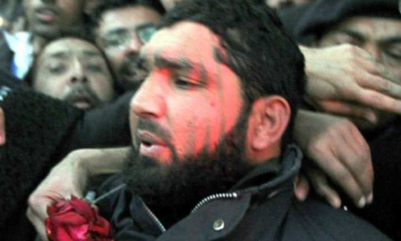 SC dismisses Mumtaz Qadri's appeal