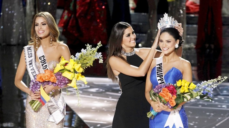 Host announces wrong Miss Universe