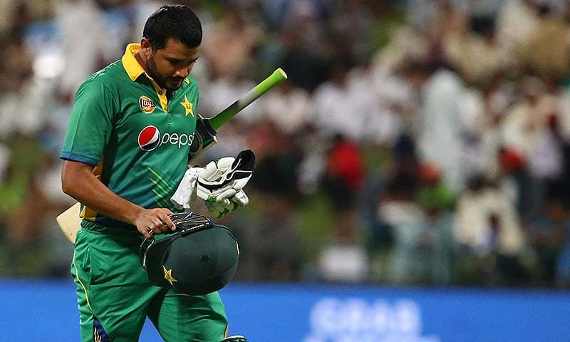 Azhar Ali Resigns ODI Captaincy