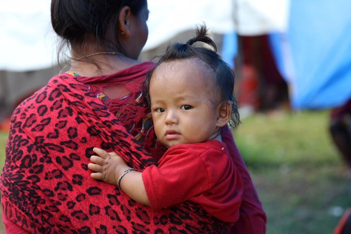 Nepal quake survivor struggle to recover from disaster