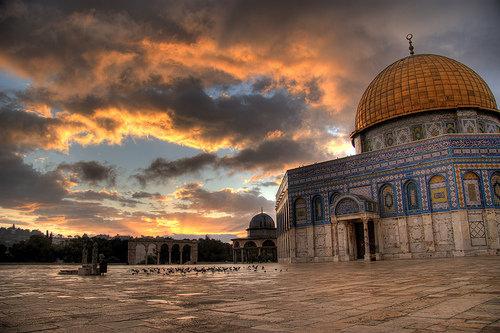 Unseen video of Masjid Al-Aqsa