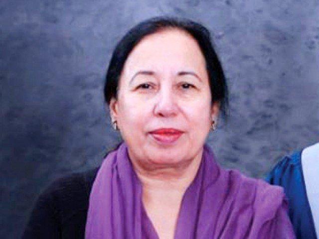 144 stories: Tahira Qazi, principal APS
