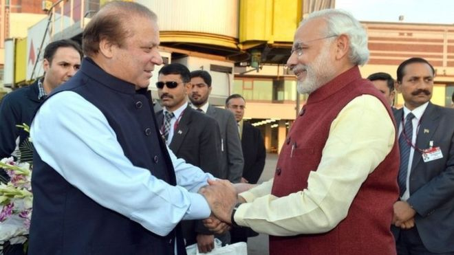 The effects of Modi's surprise visit to Pakistan