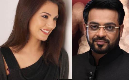 Reham Khan's interview with Amir Liaquat