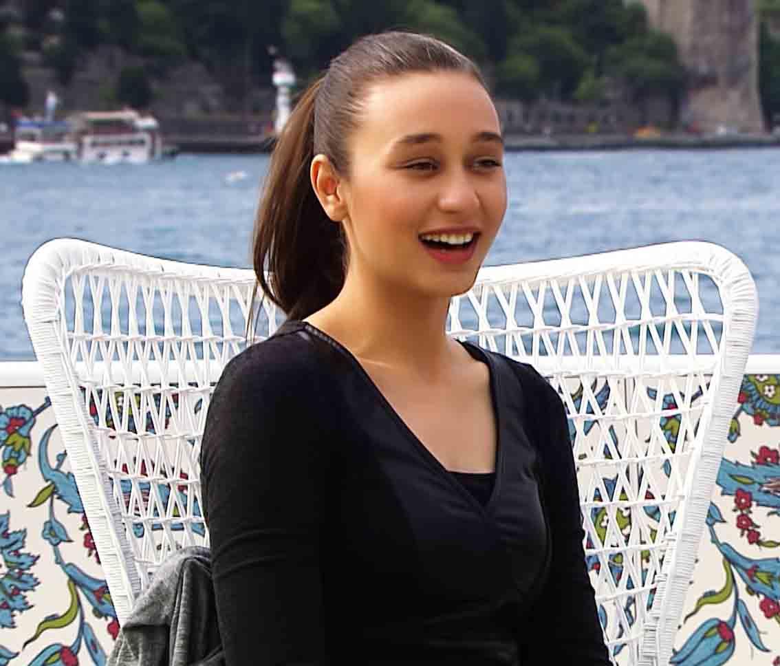 Meet Turkish Actress 'Alif'