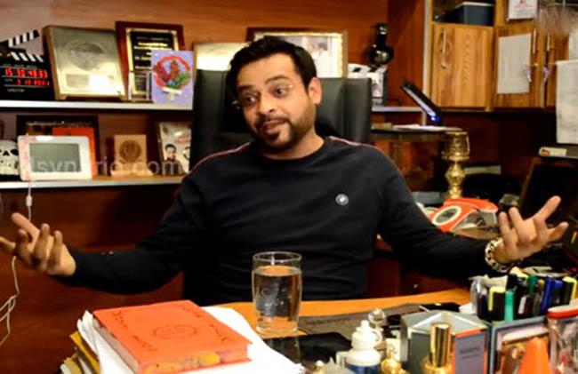 Amir liaquat Laments Unfair Criticism