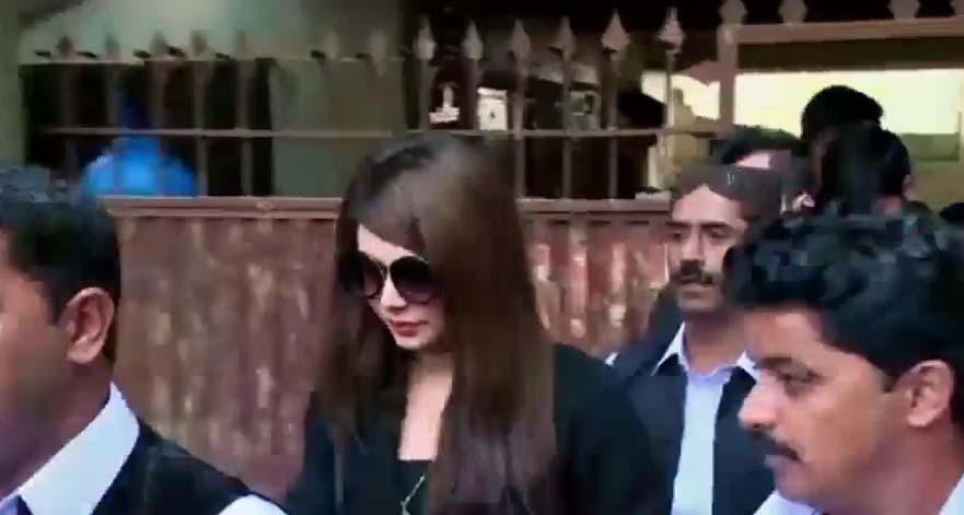 Ayyan Ali in custom court