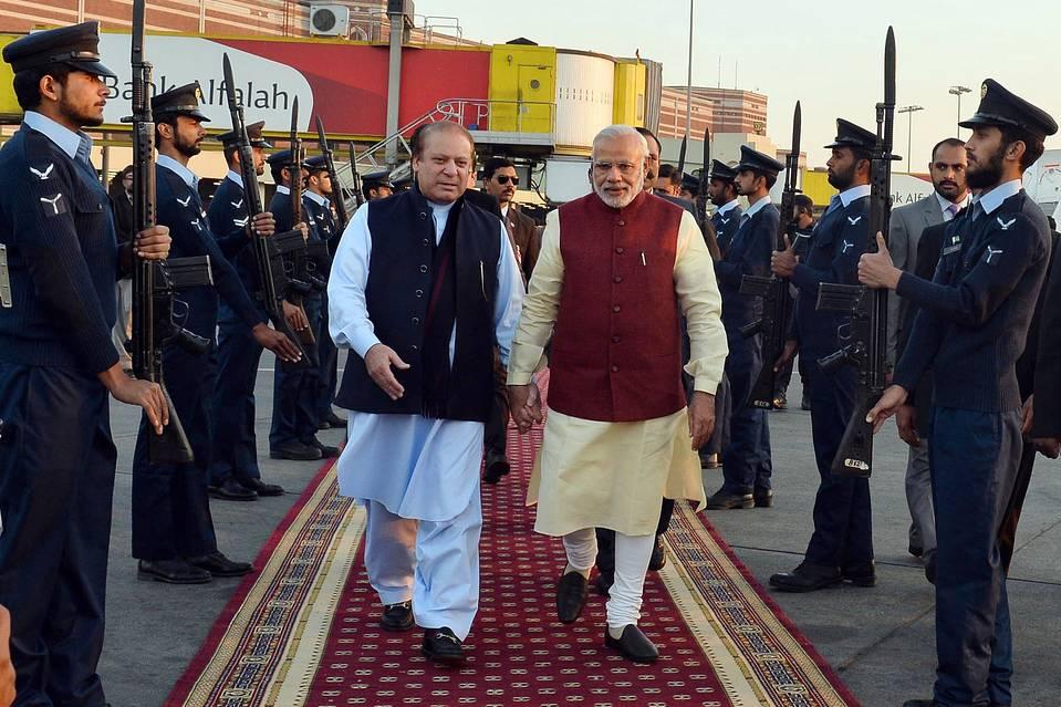 Modi's visit was pre-planned