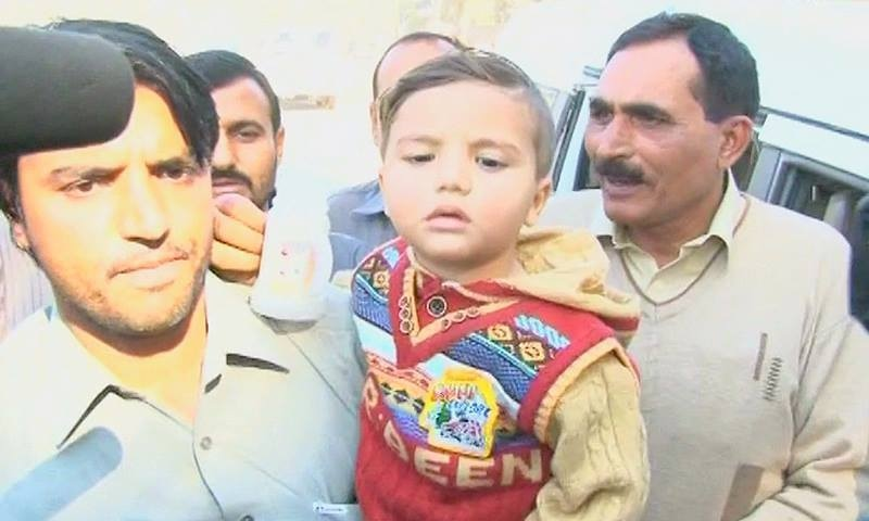 1-year old booked in terrorism case