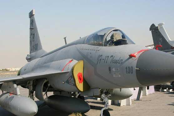 PAF completes target of JF-17 production