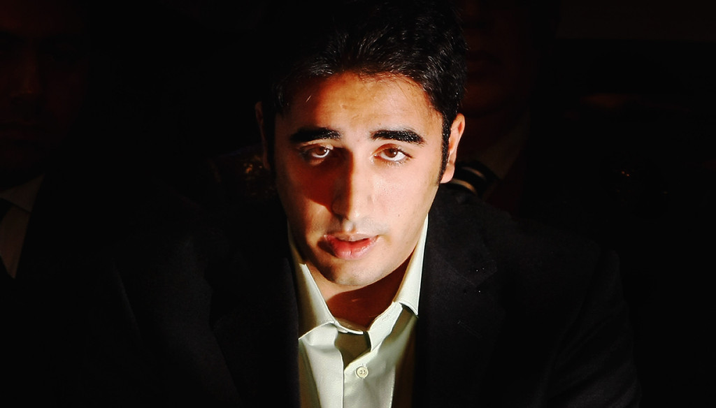 My father plundered country, says Bilawal Zardari