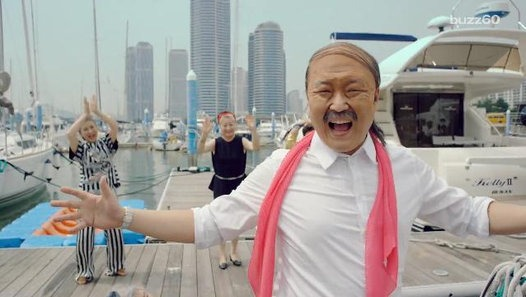 'Gangnam Style' singer has a new video out