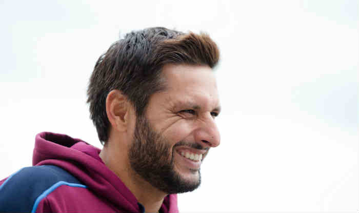 Shahid Afridi was first player selected by Peshawar