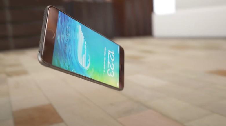 iPhone 7 – Parachute System
