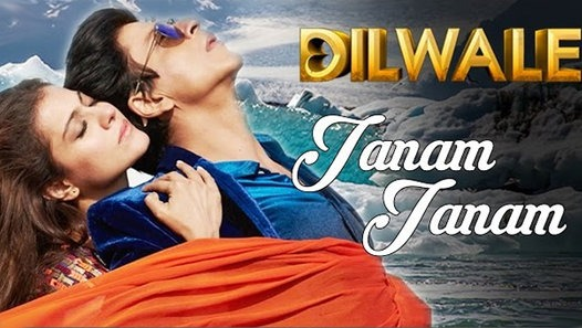 Janam Janam, Video Song of Dilwale