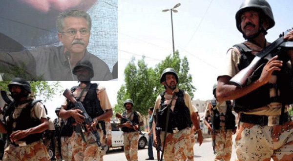 Rangers serve legal notice to Waseem Akhtar