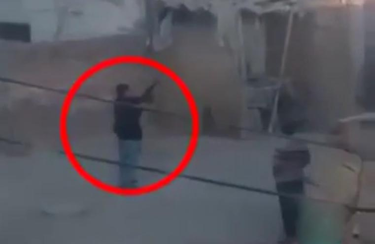 Leaked video of clash in Lahore