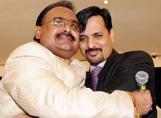 Mustafa Kamal's love for Altaf Hussain