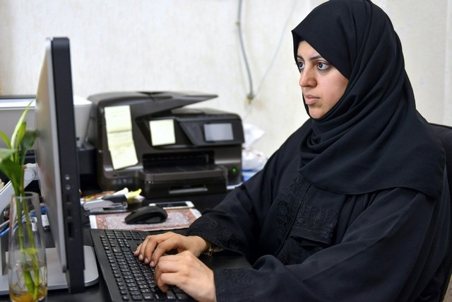 Female candidates campaign ahead of Saudi elections