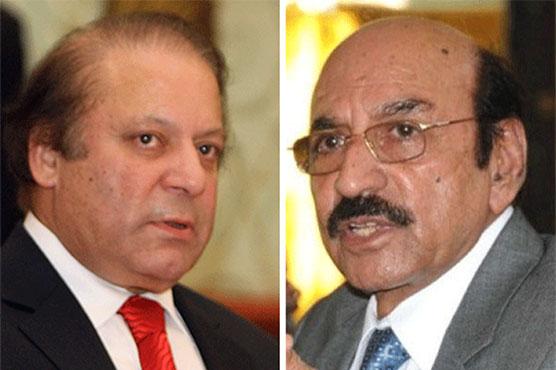 PM Nawaz calls CM Sindh