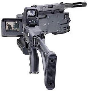 Pakistan Air Force -Gun Technology