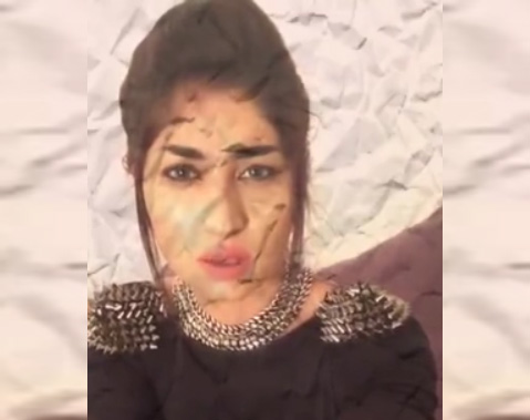 Qandeel Baloch expresses love for IK