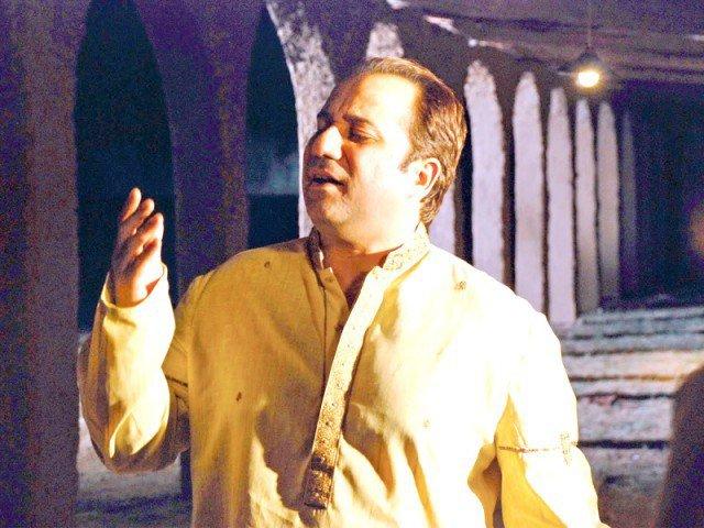 Rahat Fateh Ali Khan's song for Quaid-e-Azam